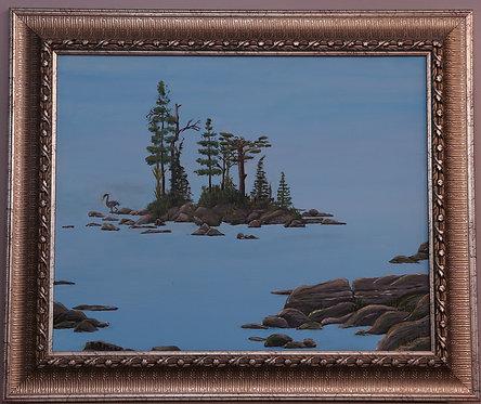 A Rocky Island - Bob Micks