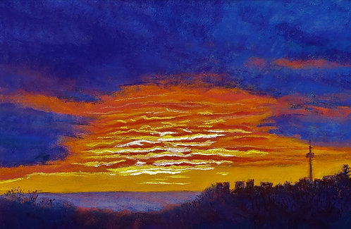 Sky Fire - Gail Pahwa