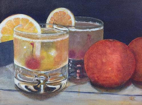 Whiskey Sours - Sylvia Le Roy