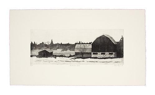 Neighbour Barn -  Floyd Calverley