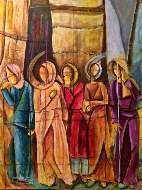 The Mourners - Huda Salha