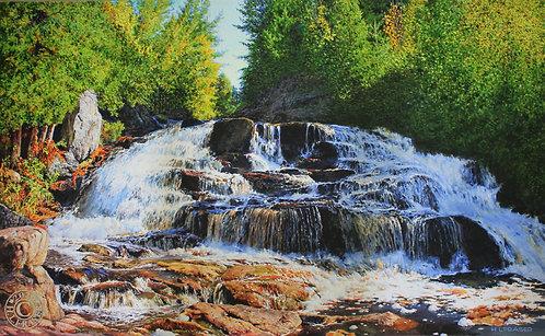 Duchesney Falls - Harry Fraser