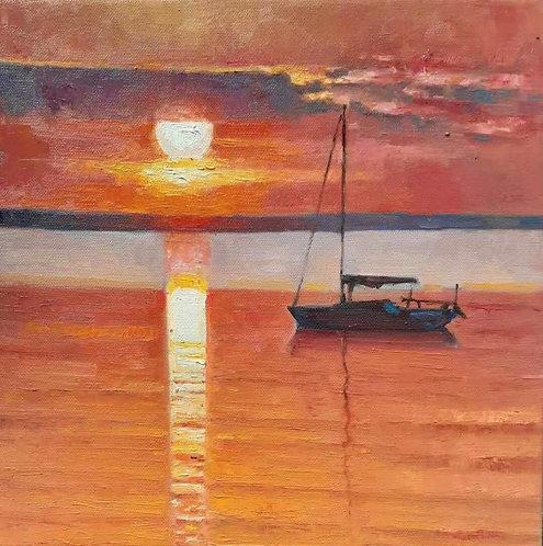 Morning Lake  - Tim Wun