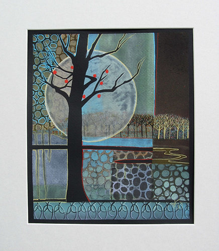 Nighttime - Judy White