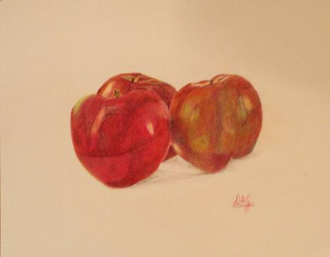 Three Apples - Denise Gracias