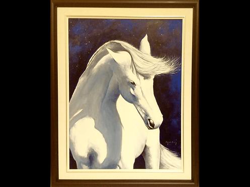 White Horse - Angela Wong