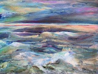 Colours of the Sea - Terri Flaser