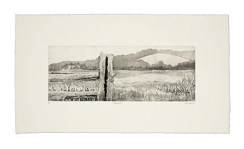 Farm Gate - Floyd Calverley