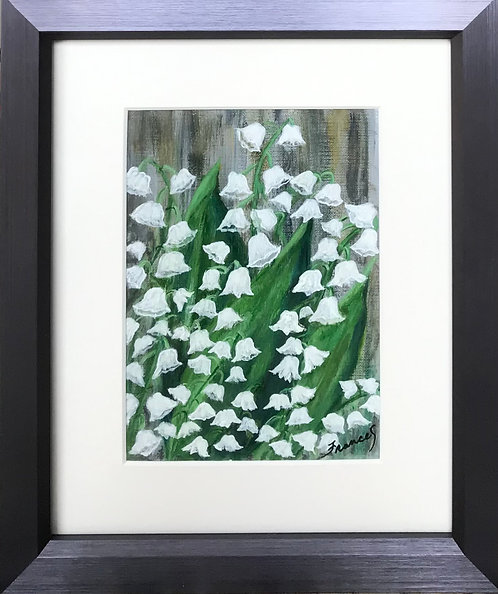 Lily of the Valley - Frances Porco