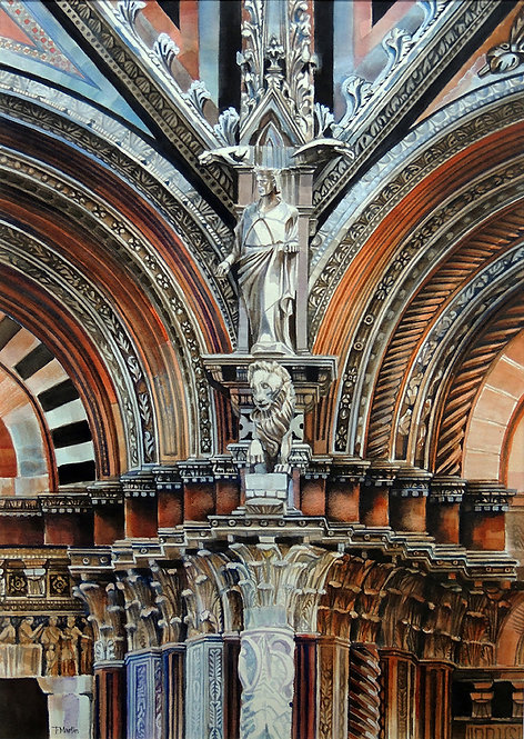 Siena Arches - Ted Martin