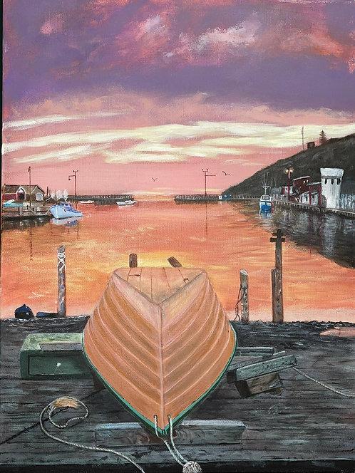Petty Harbour, NL - Sonia Perrin