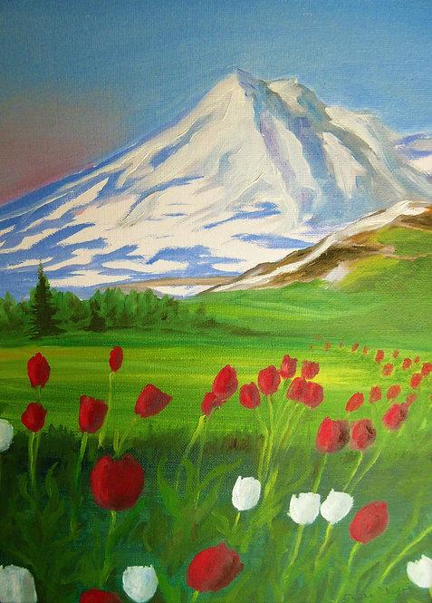 Early Spring - Sheila Thadani