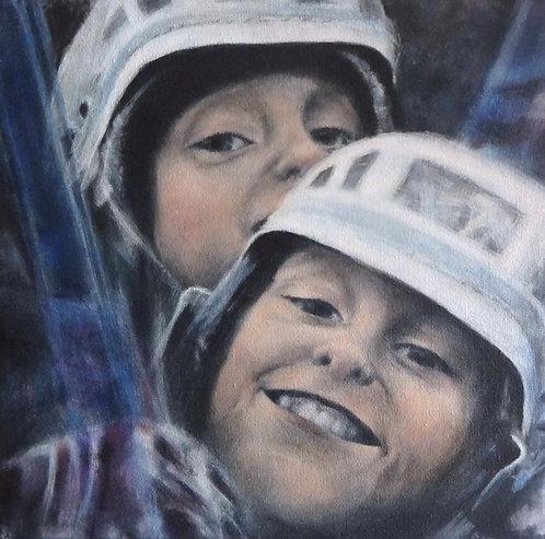 Street Hockey - Donna Gordon