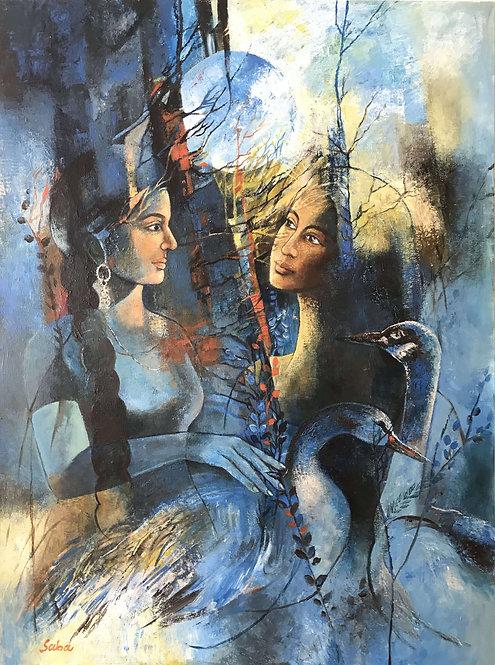 Moon Light  - Saba Kalim