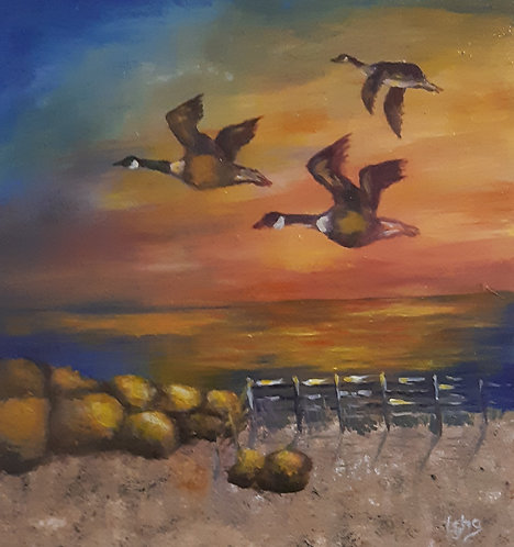 Freedom - Usha Kumar