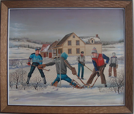 Winter Fun - Michael Emile