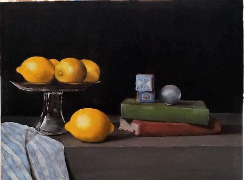 Shapes  - Gail Elksnitis