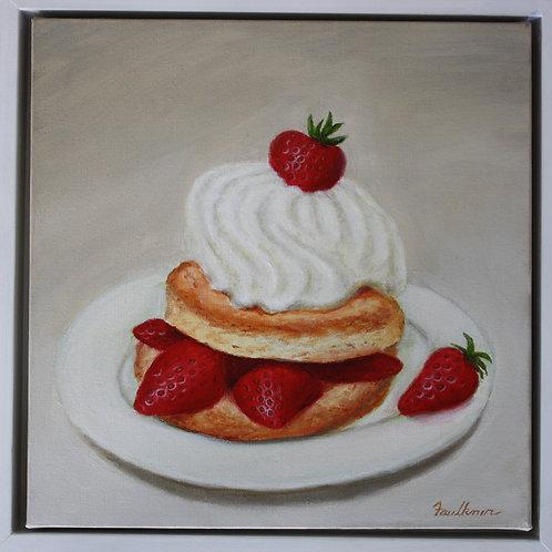 Strawberry Shortcake - Gary Faulkner