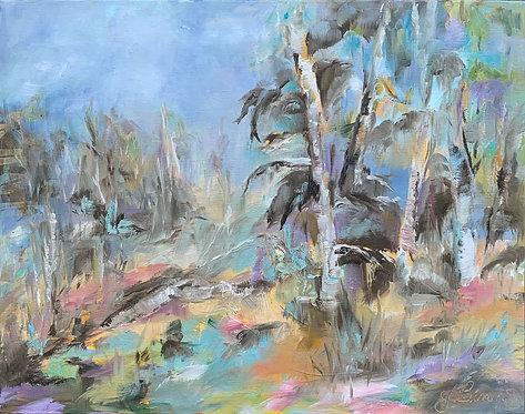 A Walk in the Woods - Joanne Binns