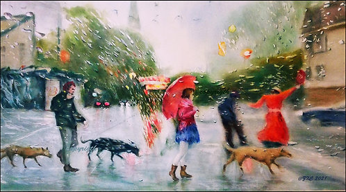 Crossing Guard - Adam Zhao