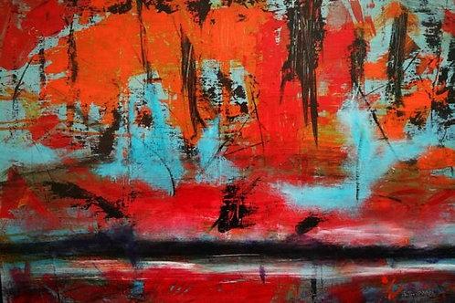 The Passage - Sonia Perrin