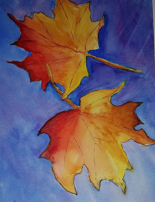 Maple Leaves -     Ann McClymont