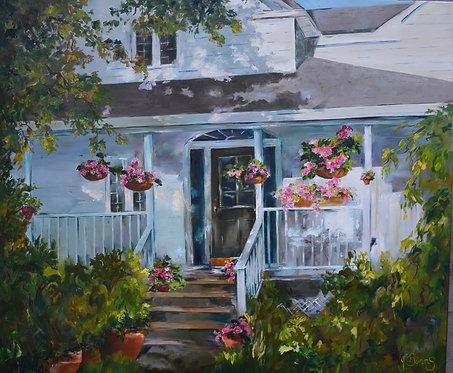 Historical Home, Uxbridge, Ontario - Joanne Binns
