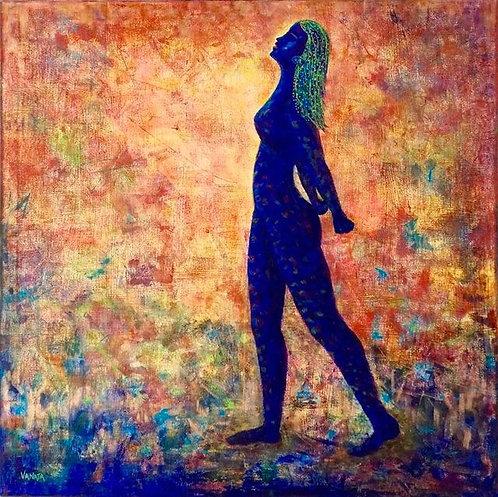 Temperance - Our Inner Strength - Vanaja Cotroneo