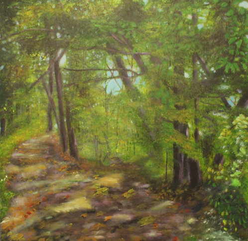 Forest Refuge - Denise Gracias