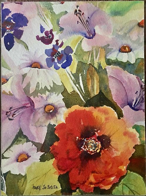 Flower Display - Mary Jo Smith