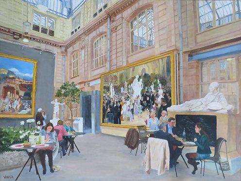 Salon des Artistes, Rouen Museum, France - Vanaja Cotroneo