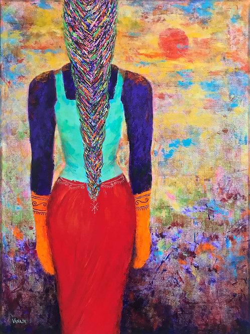 Strength of a Woman – The Future Awaits - Vanaja Cotroneo
