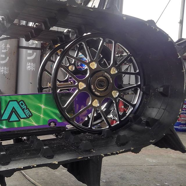 TKI Billet Wheel