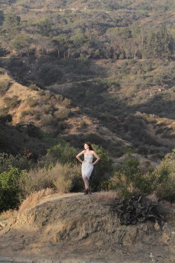 Laura Maxwell, LA 2013