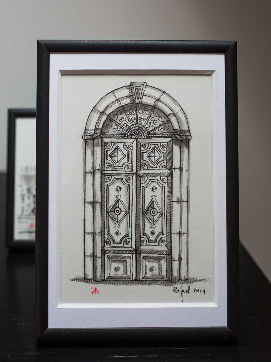 Door II