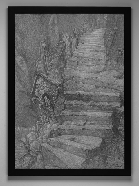 'The Stairs'