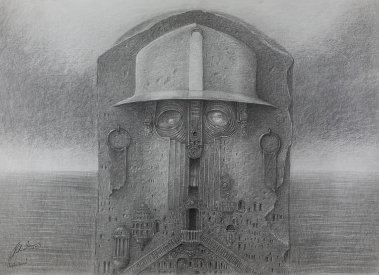 Kapalin Tower-50x70 cm