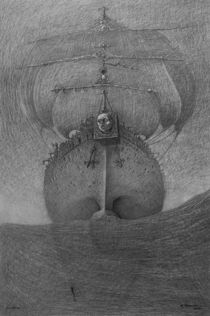 Leviathan-100x70 cm