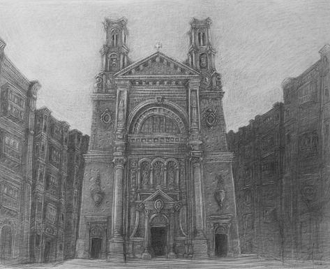 Hamrun church 50x60