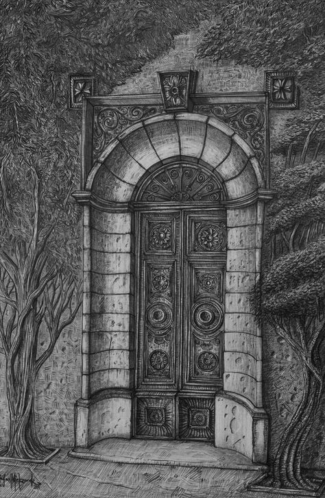 Door - 40x60cm