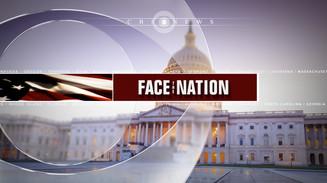 FACE THE NATION BUMPER - CBS