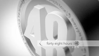 48 HOURS BUMPER - CBS NEWS