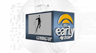 COMING UP TEASE- THE EARLY SHOW CBS