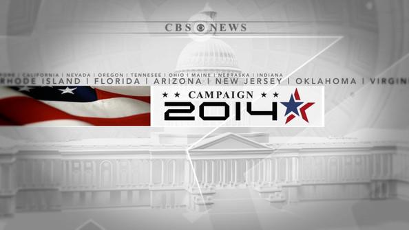 ELECTION BUMPER - CBS NEWS