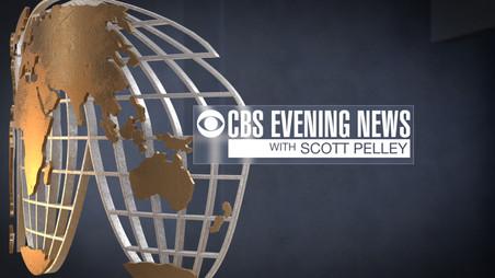CBS EVENING NEWS OPEN ANIMATION