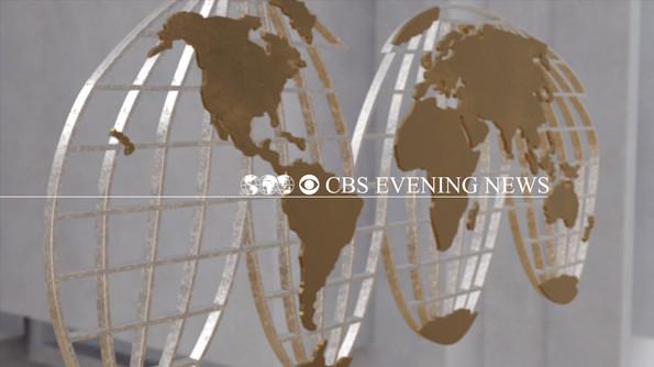 EVENING NEWS BUMPER - CBS