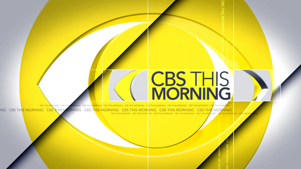 GRAPHICS PACKAGE - CBS THIS MORNING