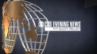 GRAPHICS PACKAGE - CBS EVENING NEWS