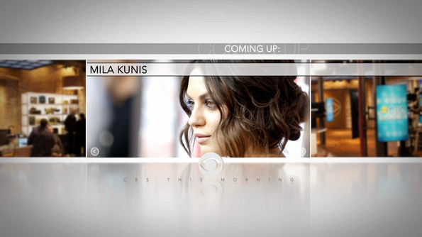 COMING UP TEASE - CBS THIS MORNING