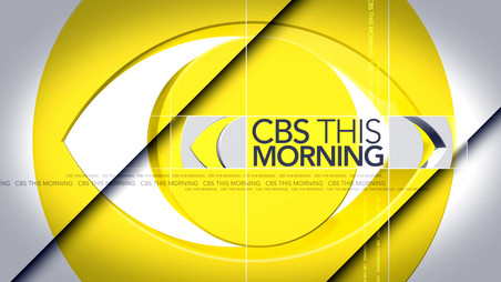CBS THIS MORNING GRAPHICS PACKAGE
